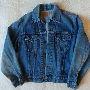 1970s Levis trucker jacket